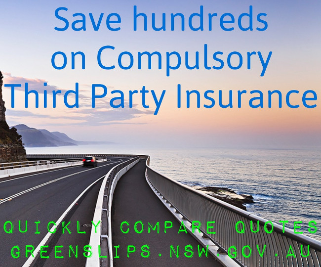 Save Money on CTP Greenslip Insurance